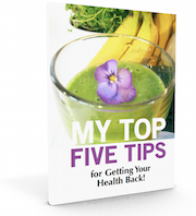 Top 5 tips for getting you health back