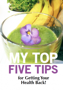 Top 5 tips cover stor