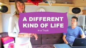 A different kind of life in an auto camper and in Thailand