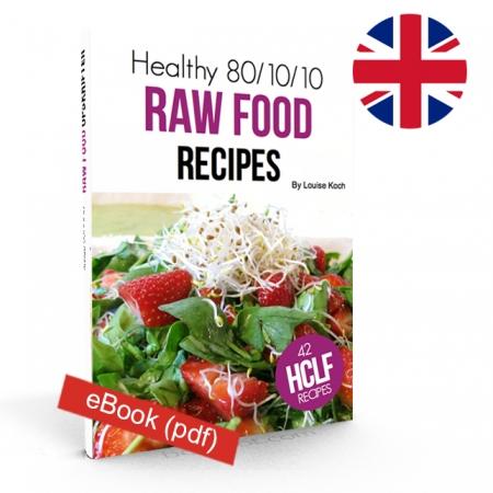 Healthy 80/10/10 raw food recipes