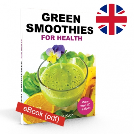 Green Smoothies for Health eBook