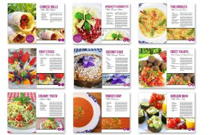 Healthy 80/10/10 recipes