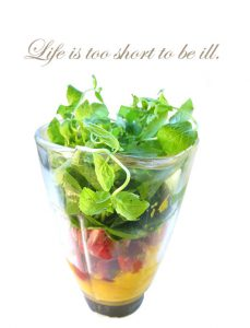 Life is too short to be ill