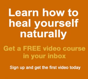 Free video course - heal yourself naturally