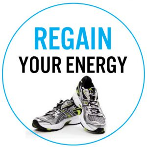 Regain your energy