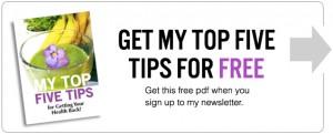 my 5 top tips