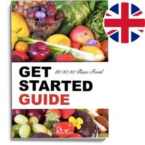 Get started guide cover engelsk