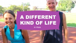 A different kind of life - Paul and Yulia Tarbath