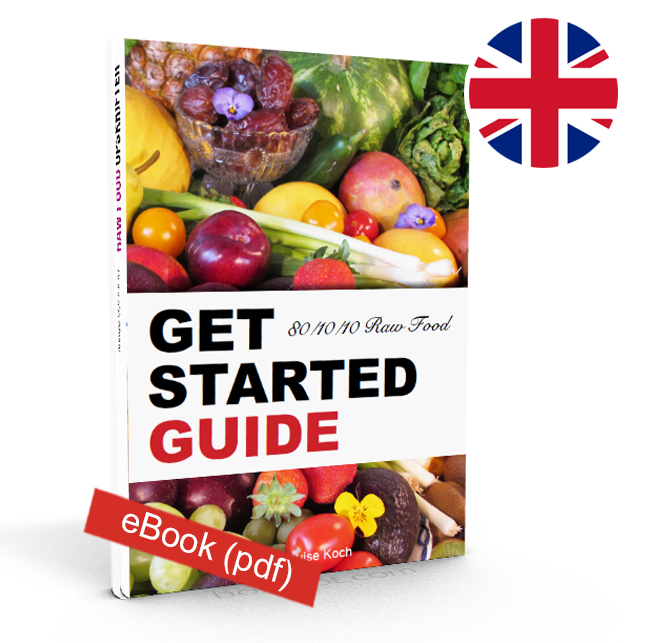 Get started guide - raw food 80/10/10