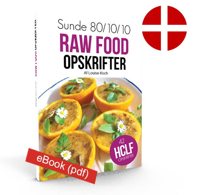 Sunde 80/10/10 raw food opskrifter