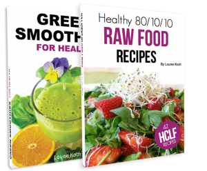 Raw food recipes and Green smoothies