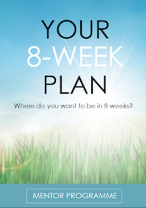8 week plan for health