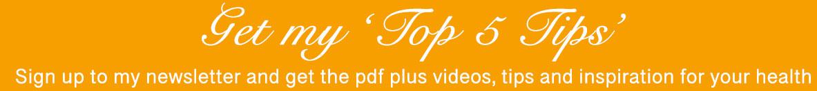 Get my top 5 tips