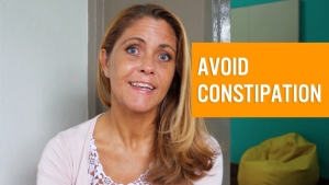 Avoid constipation and bad smelling farts