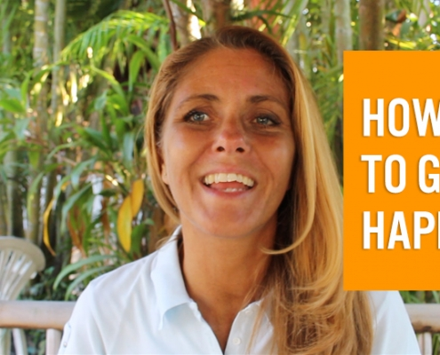 How to get happy naturally