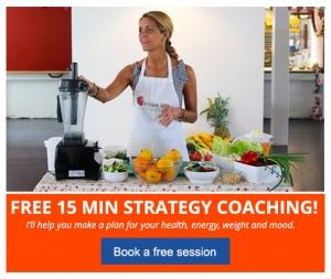 Free 15 min strategy coaching