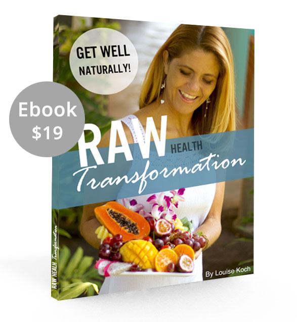 Raw health transformation